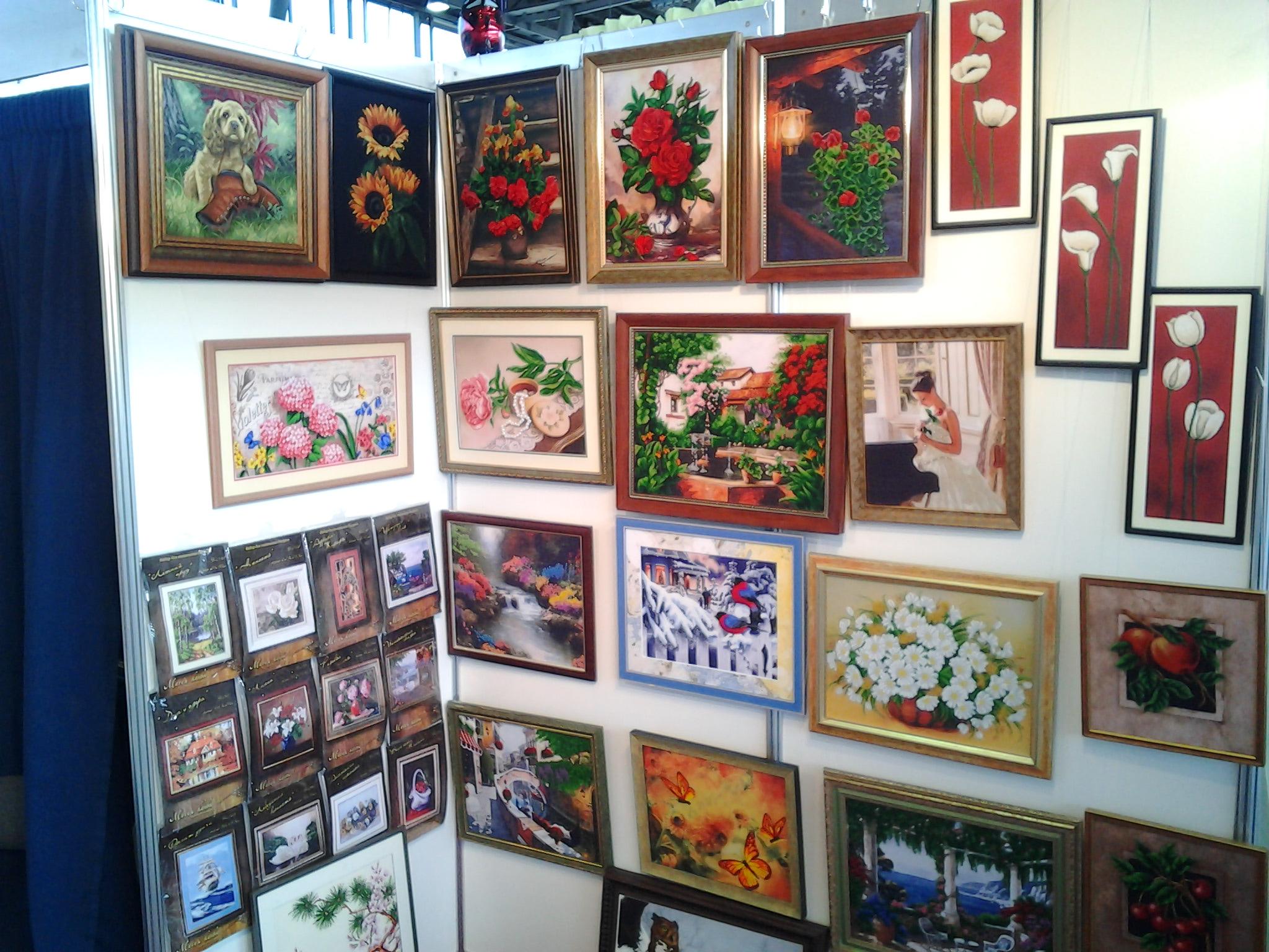 Выставка вышивки в Санкт-Петербурге - выставка вышивки в сп-б